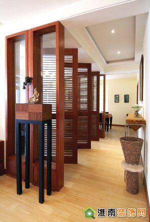 创意客厅与餐厅隔断时尚家居方案