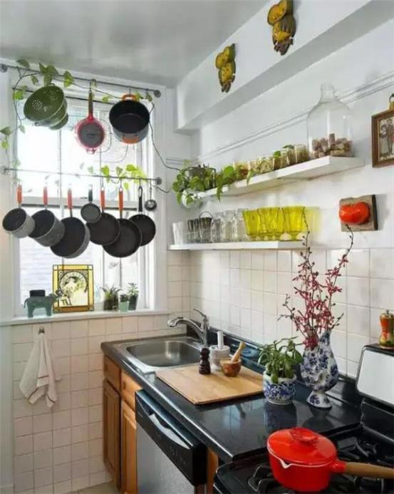 【北京水木南山】厨房户型分类
